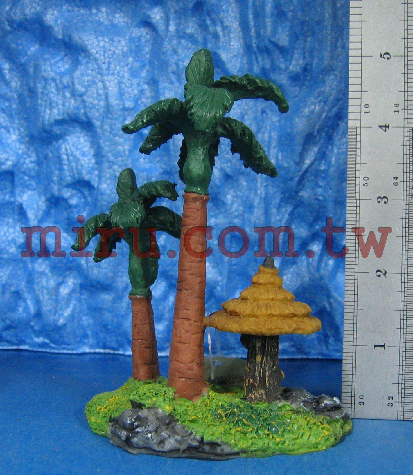 造景摆设 椰子树
